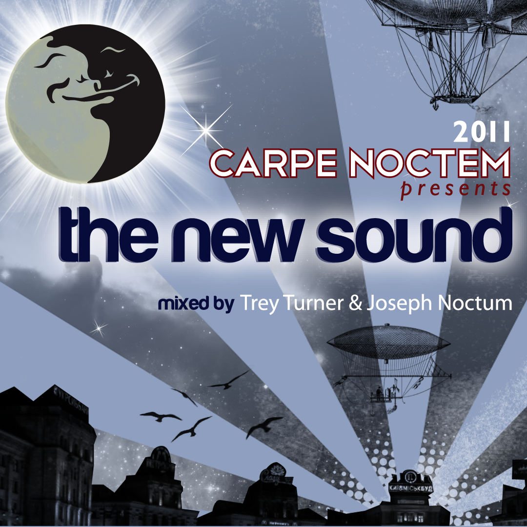Trey Turner & Joseph Noctum – The New Sound