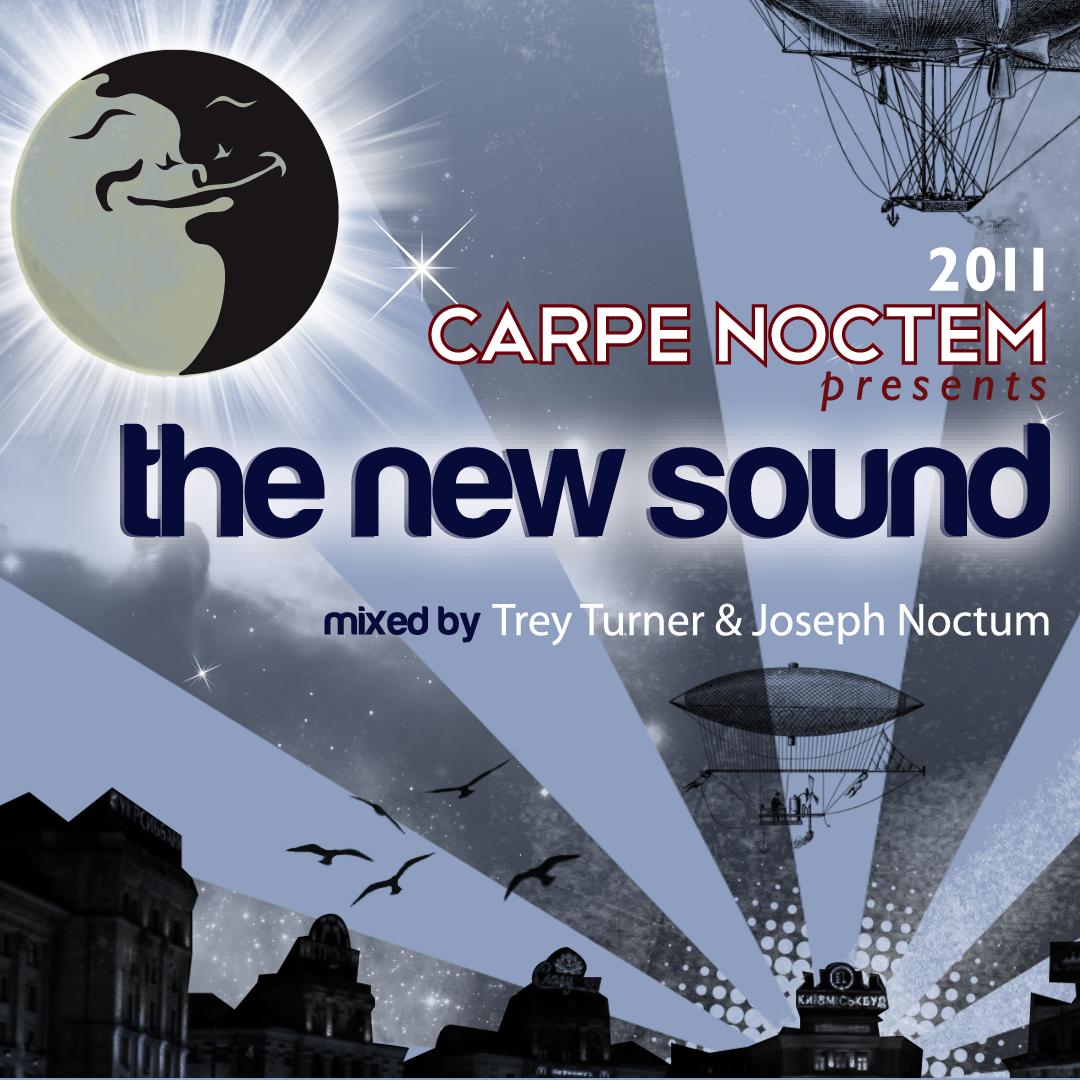 Trey Turner & Joseph Noctum – The New Sound